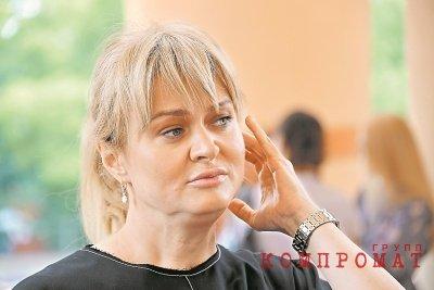 Актриса Михалкова сыграла за «Ростех»