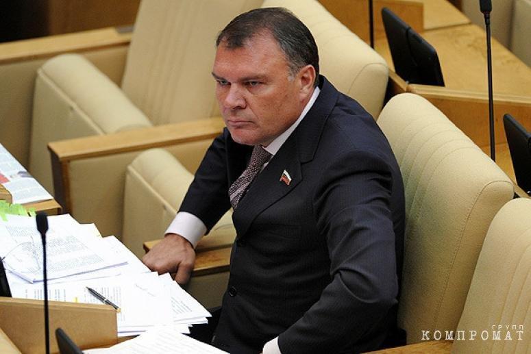 Знакомьтесь, депутат Госдумы Александр Ремезков