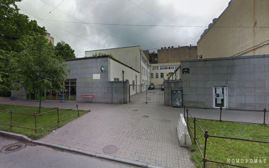 Офис «Акцепта» на Васильевском острове в Санкт-Петербурге