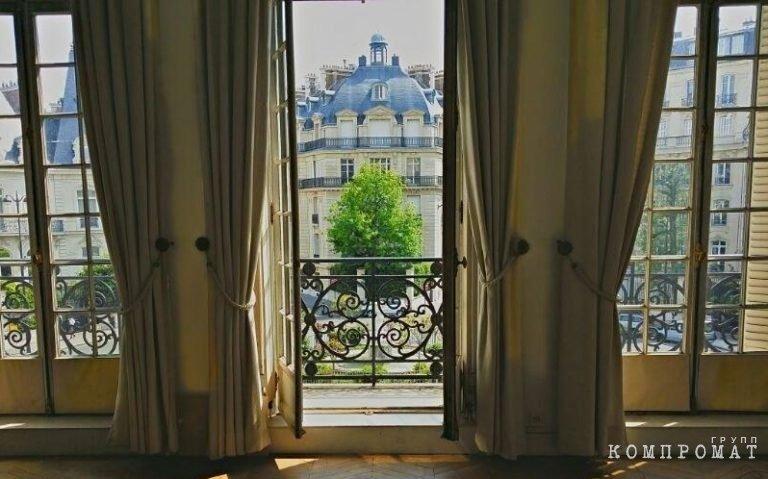 Апартаменты в центре Парижа, 15 000 000 евро (450 кв. м., стоимость квадрата 34 883 евро)
