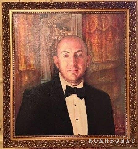 Кехман отдал кредиторам вместо 20 млрд рублей свой портрет и запонки