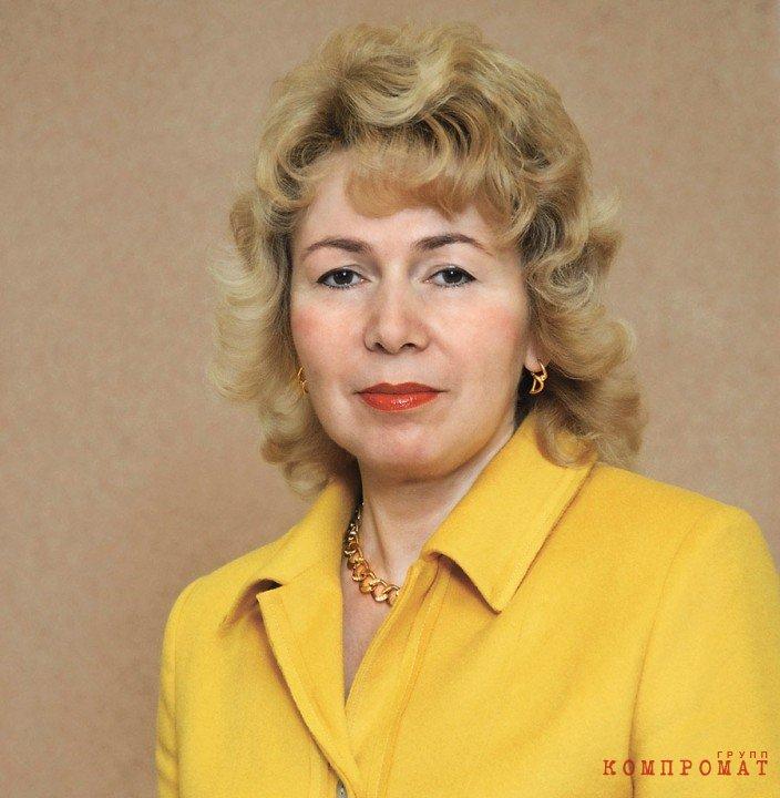 Татьяна Подчасова