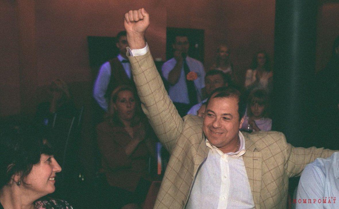 ФБР и Интерпол раскрыли гибель лидера измайловских Малевского