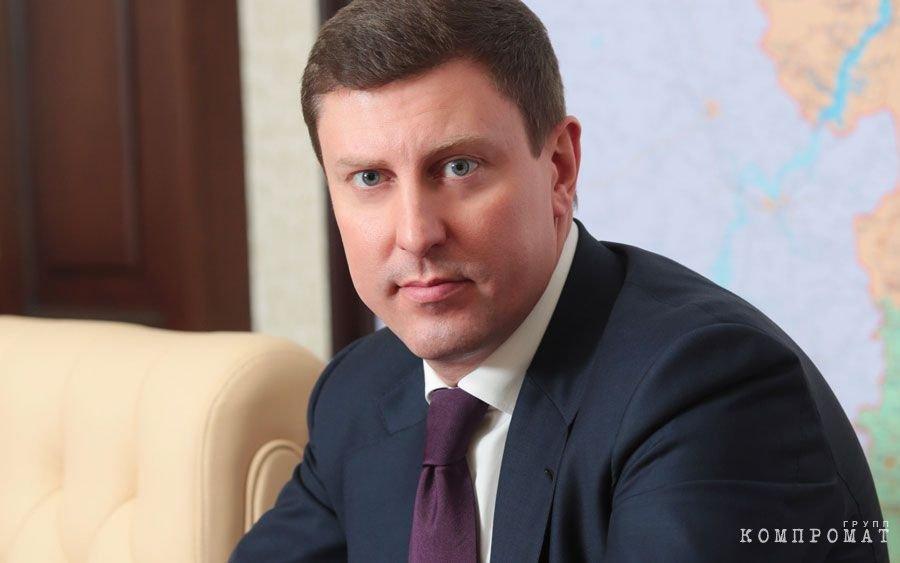 Председатель правительства Ярославля Дмитрий Степаненко