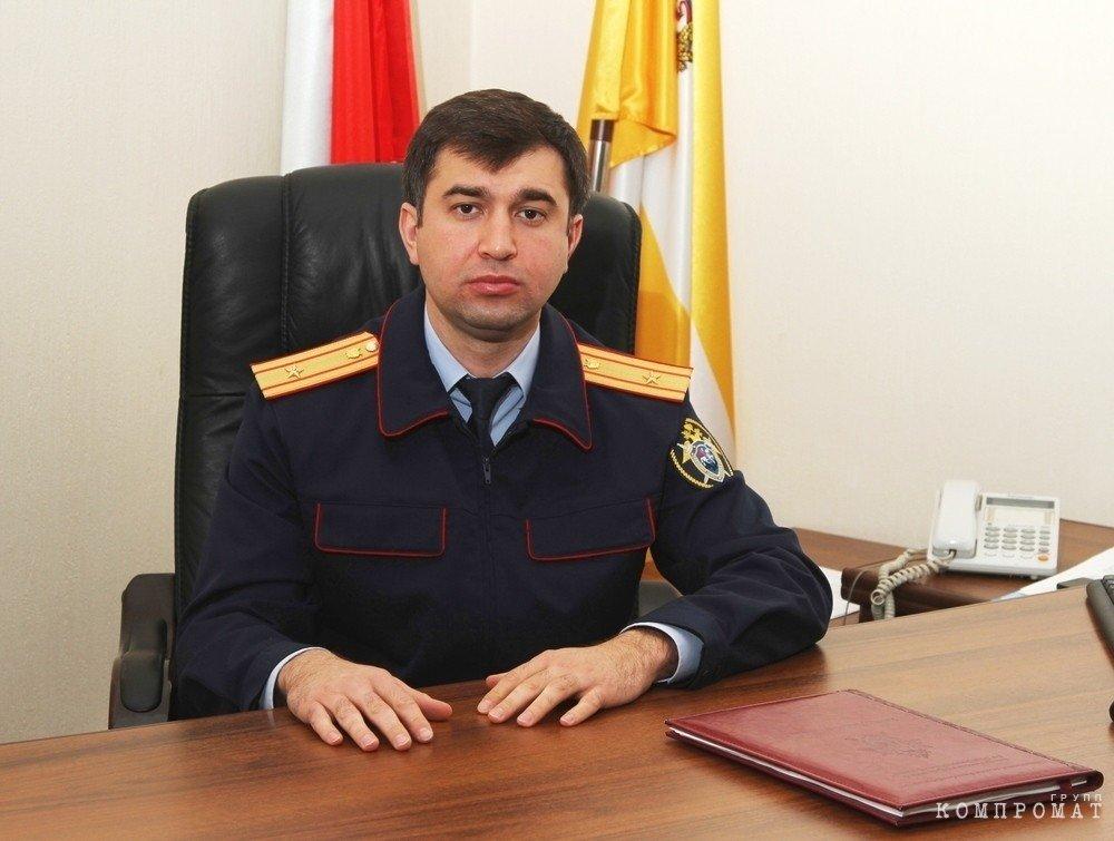 Аслан Шехмурзов
