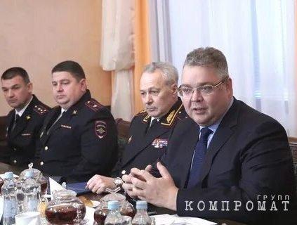 Якушев, Кобылкин и другие… Дела и связи арестованного генерала полиции Юрия Алтынова
