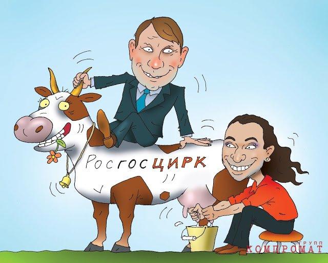 Владимир Шемякин и Гия Эрадзе