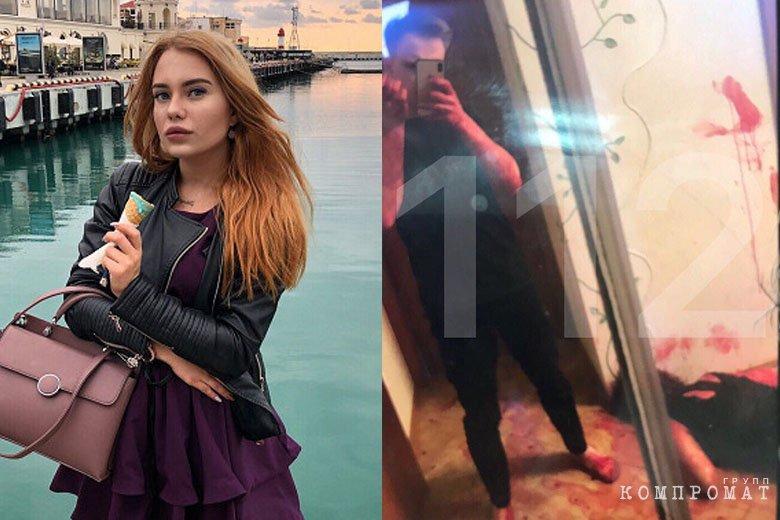 devushka 2 0 - Убийца студентки получил 16 лет колонии. Девушку ударили 107 раз ножом и сделали с ней кровавое селфи