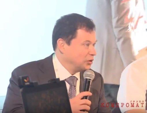 экс-банкир Александр Железняк