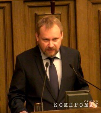 судья Верховного суда РФ Иван Разумов