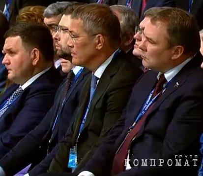 Единороссы Радий Хабиров и Флюр Галлямов пропустили слова Владимира Путина мимо ушей?