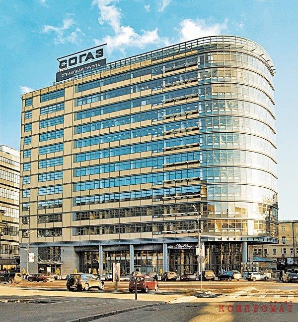 Здание «Согаз»