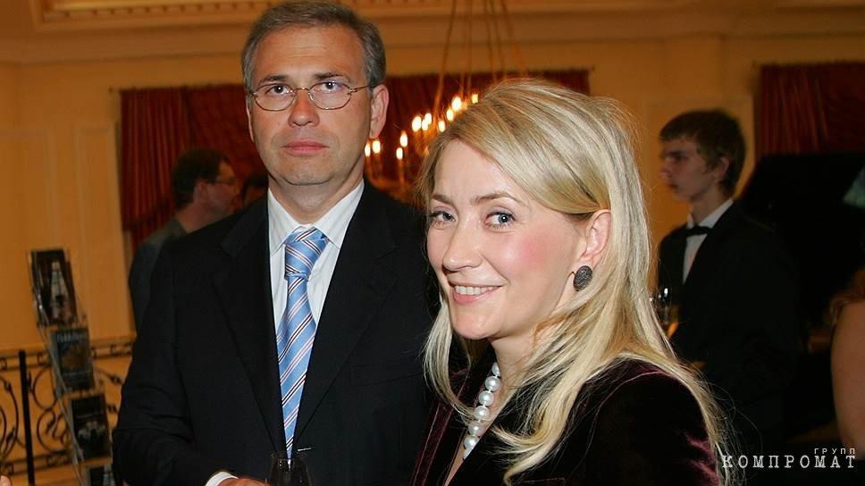 Алексей Кузнецов и Жанна Буллок