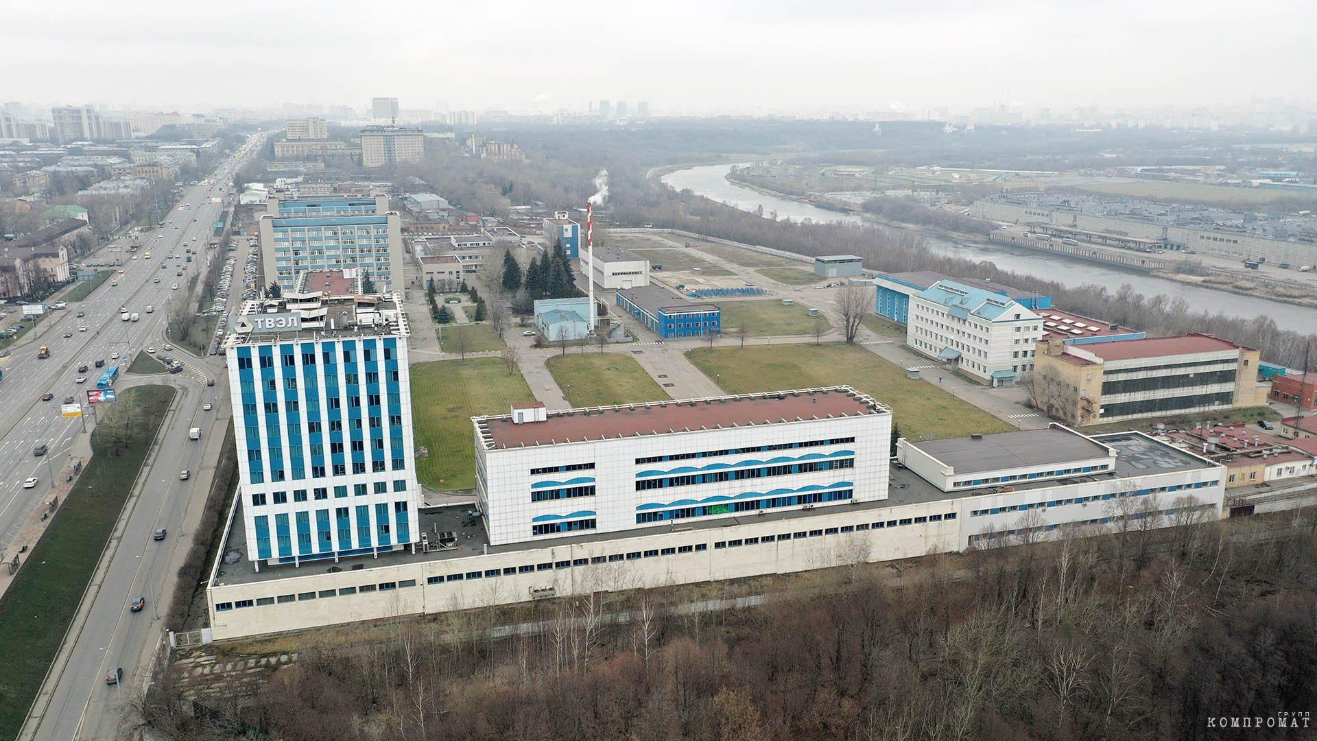 «Московский завод полиметаллов входит в госкорпорацию «Росатом»