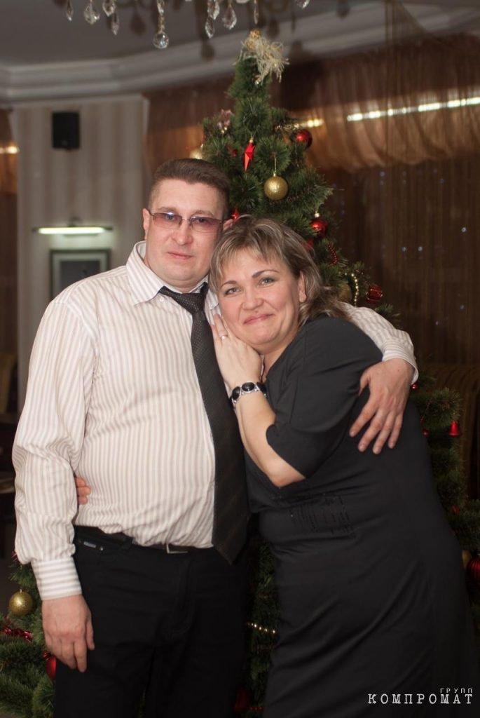 Владимир и Ольга Павловы