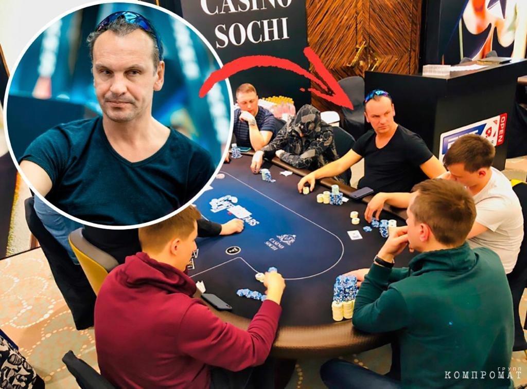 Все деньги топ-менеджер банка «Траст» Михаил ХАБАРОВ вкладывает в свои развлечения