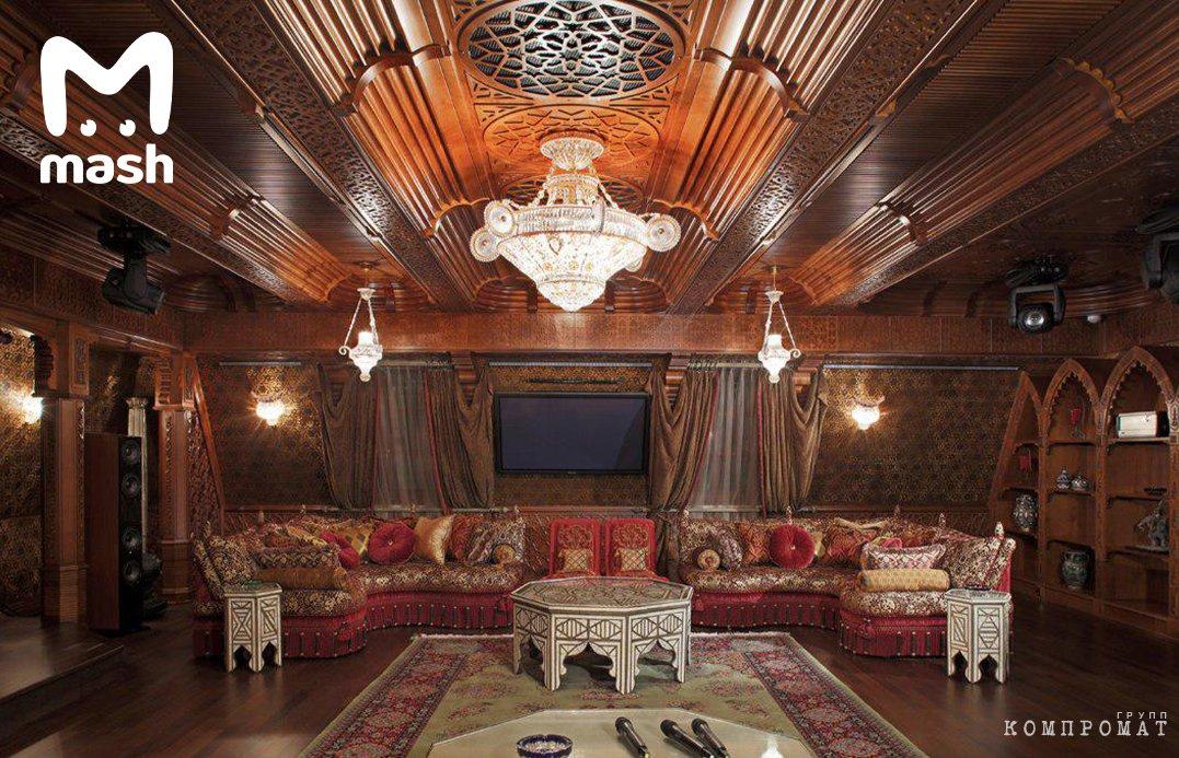 Дом Зияда Манасира за 12 млрд руб. самый дорогой в России