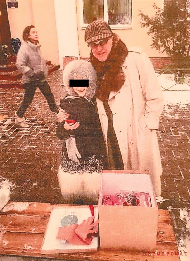 Александр Добровинский не погнушался подать в суд на собственную дочь