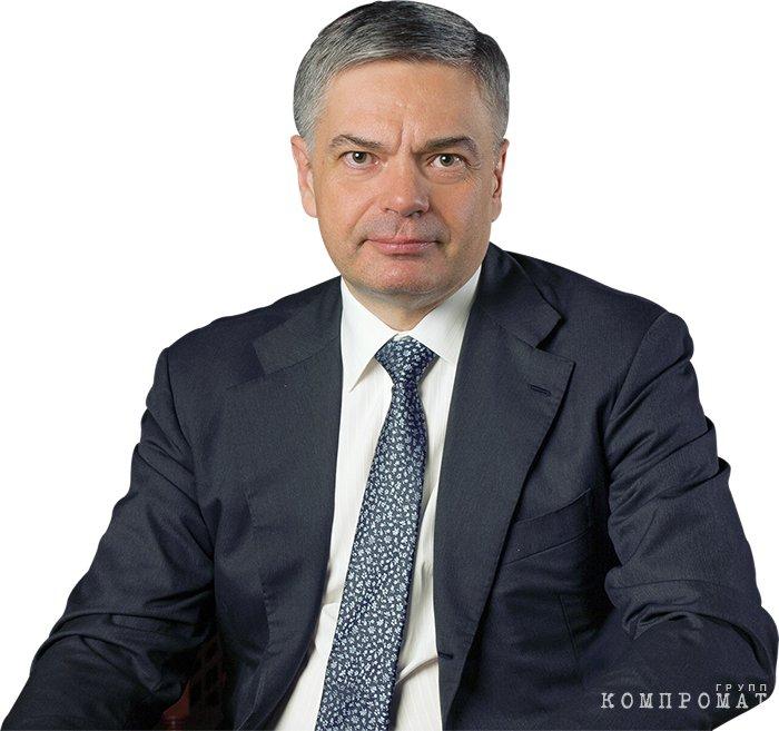 Новый русский приватизатор