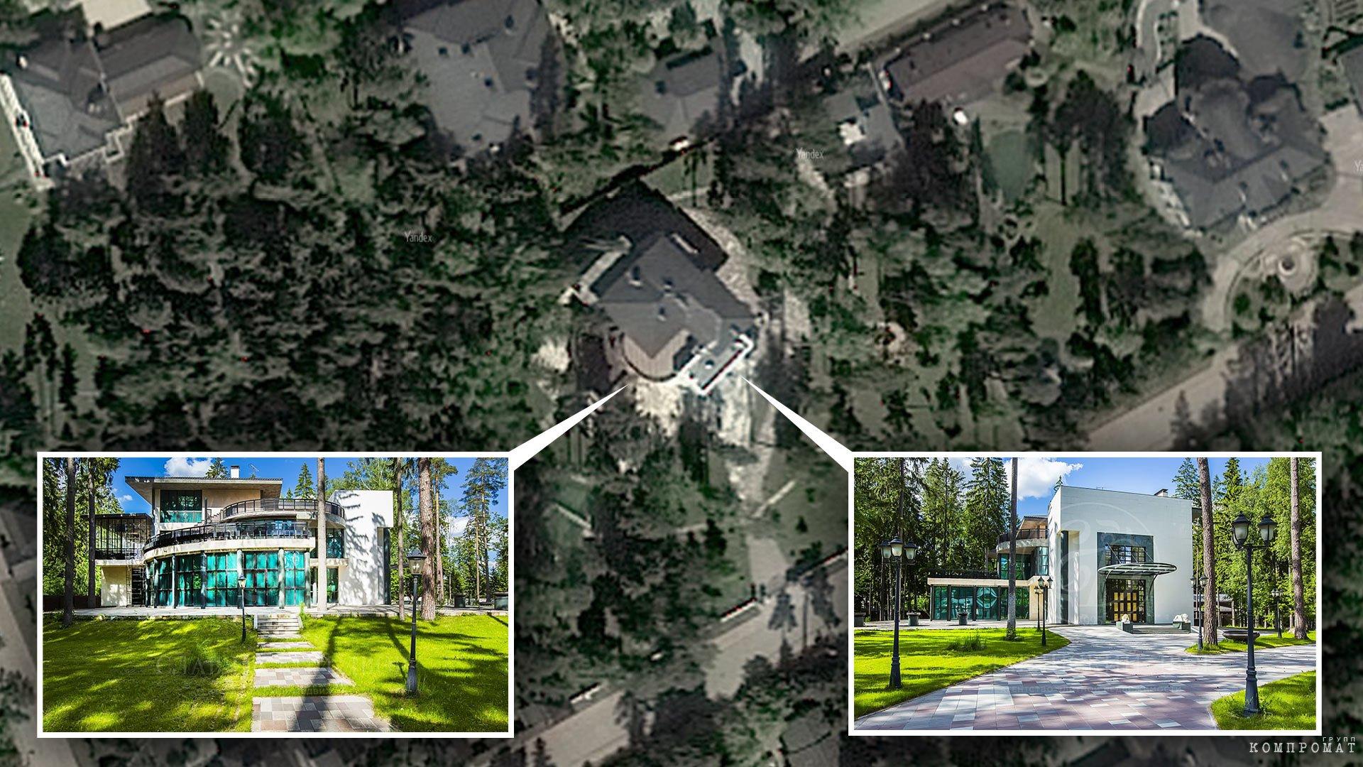 Малофеев приобрел дом за 1,8 млрд рублей