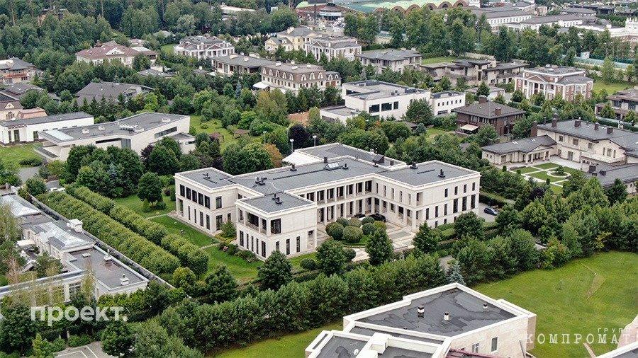 Дом Владимира Груздева