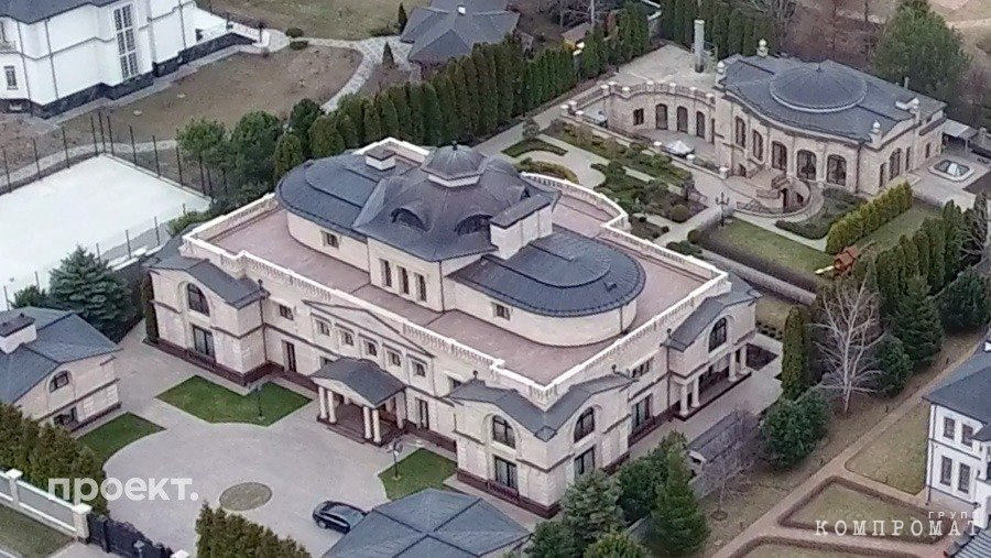 Дом Эсмеральды Елизаровой