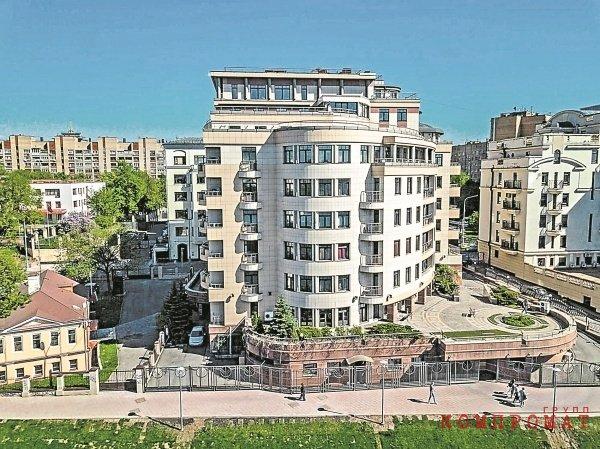 Патрушев-младший набанковал на квартиру за 300 млн