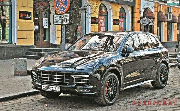 Porsche Суворовой