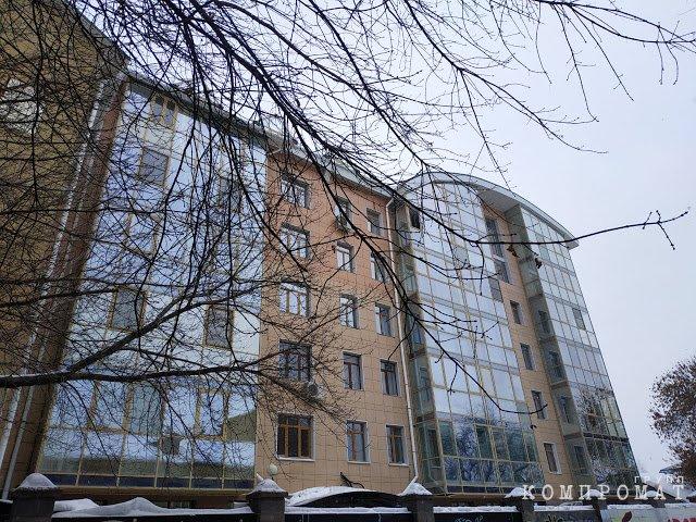 дом по ул. Карла Маркса 20
