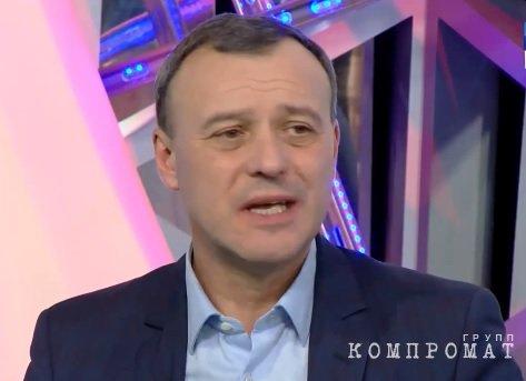 вице-губернатор Олег Димов
