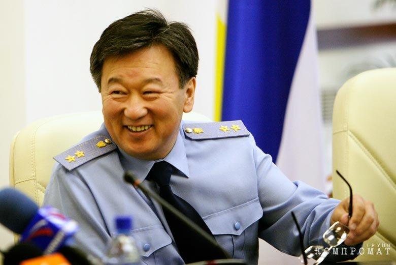 Прокурор Бурятии Валерий Петров