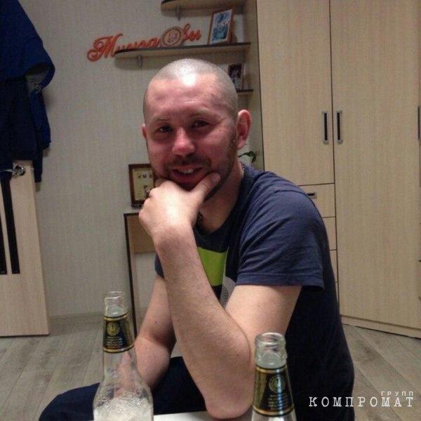 Рустам Исапов, двоюродный брат судьи Юлии Сиражитдиновой (Исаповой)