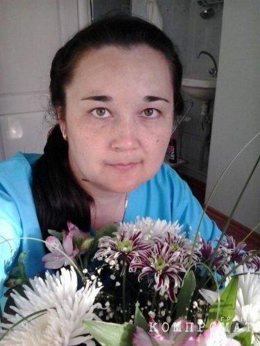Эльвира Хакимова (Исапова)