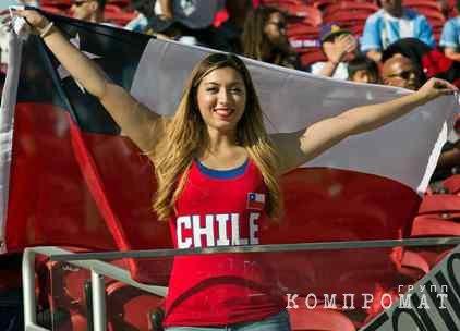 Чилийский зной так сладок и приятен