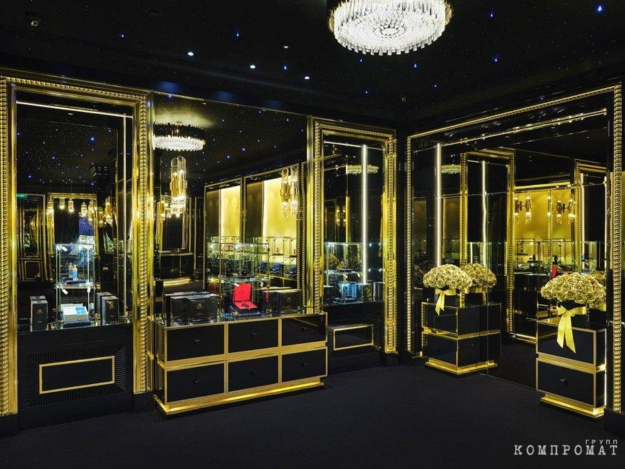 Магазин Amaffi в Москве