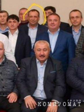 Эльбруса Комаев