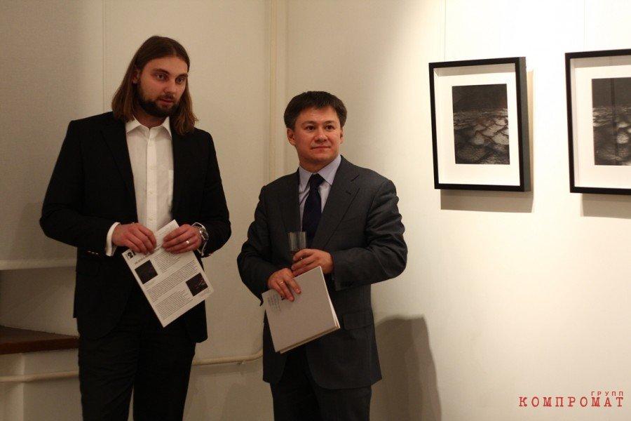 Станислав Уйба (слева)