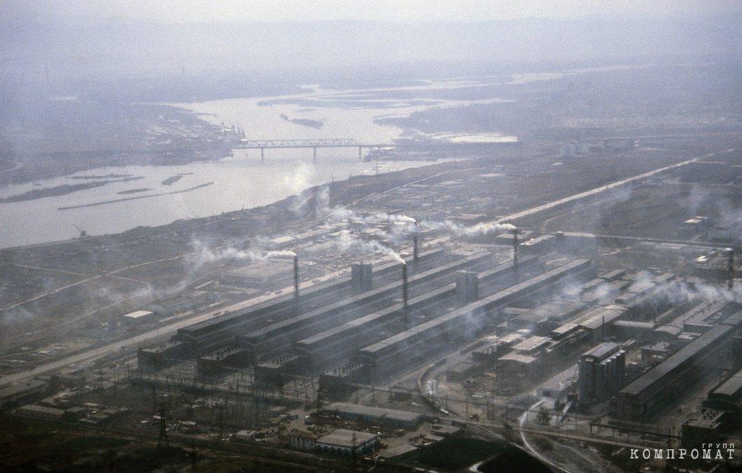 КрАЗ в 1994 году
