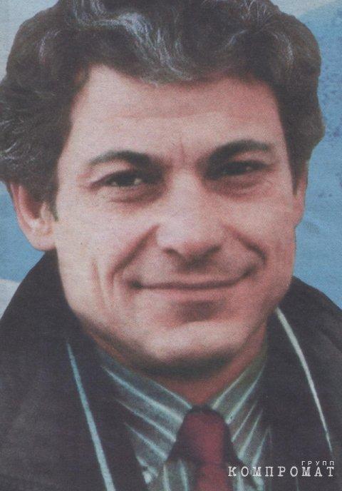 Виктор Цимик, расстрелян в 1994 году