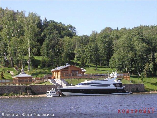 Яхта Медведева выставлена на продажу. Угадайте где!