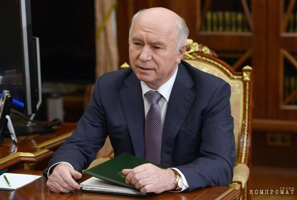 Николай Меркушкин, экс-губернатор Республики Мордовия и Самарской области
