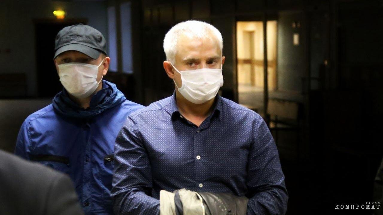 Задержание депутата Заксобрания Петербурга Коваля