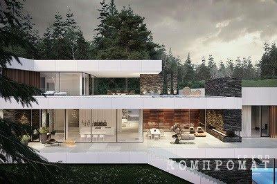 Проект дома Николая Королева