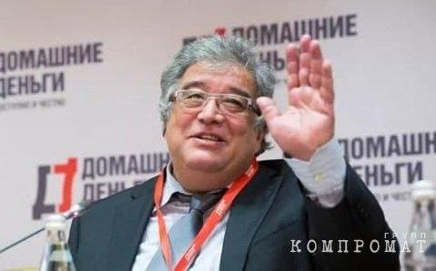 Илья Габитов