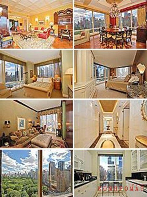 Фотографии квартиры с сайта риелтора. Объявление о сдаче квартиры вместе с превью фотографий в низком качестве сохранились в кэше Google
