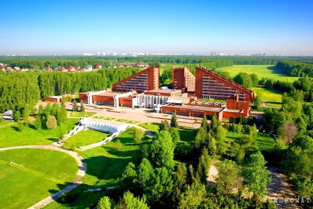 Парк-отель «Олимпиец»