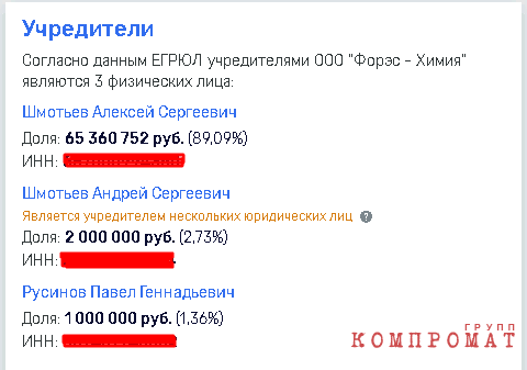 """""""Ядовитый"""" олигарх Шмотьев пошел ва-банк?"""