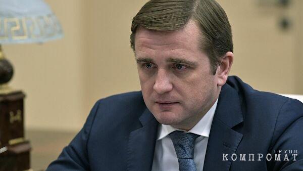 Илья Шестаков, глава Росрыболовства