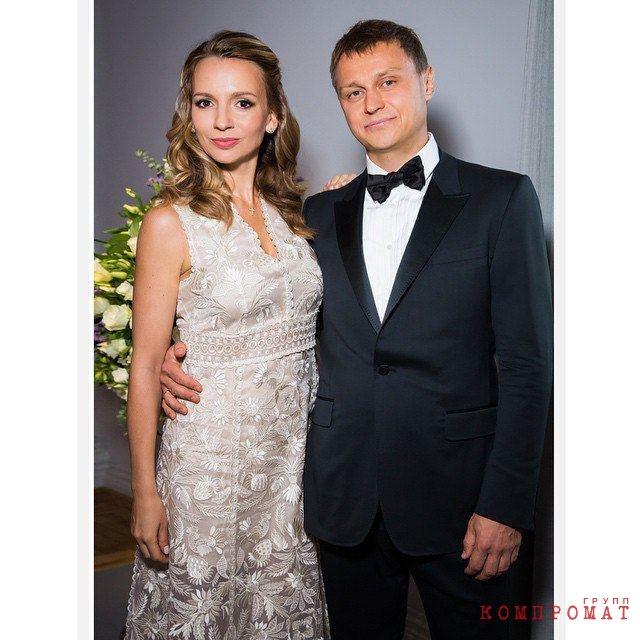 Сергей и Ольга Вильшенко