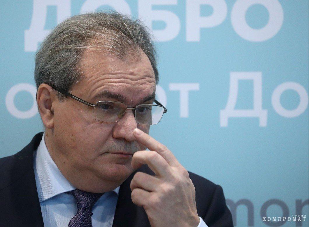 Валерий Фадеев